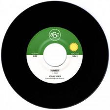 "Jonny Tobin - Sunrise / Super Genesis - 7"" Vinyl"