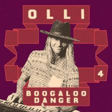 Olli - Boogaloo Danger 4 - LP Vinyl