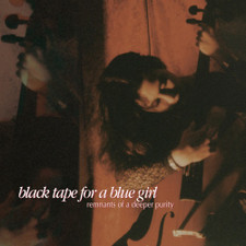 Black Tape For A Blue Girl - Remnants Of A Deeper Purity - 2x LP Colored Vinyl