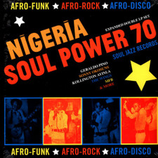 Various Artists - Nigeria Soul Power 70 (Afro-Funk Afro-Rock-Disco) - 2x LP Vinyl