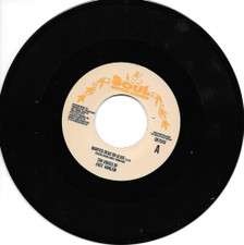 "The Voices Of East Harlem - Wanted Dead Or Alive - 7"" Vinyl"