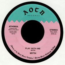 """Myth - Play With Me / In Action - 7"""" Vinyl"""