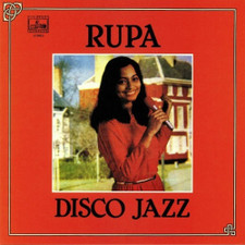 Rupa - Disco Jazz - LP Vinyl