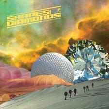 Various Artists - Shapes: Diamonds - 2x LP Orange Vinyl
