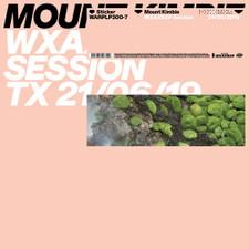 """Mount Kimbie - WXAXRXP Session - 12"""" Vinyl"""