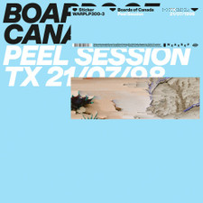 "Boards Of Canada - Peel Session - 12"" Vinyl"