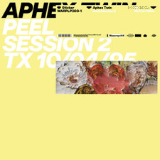 "Aphex Twin - Peel Session 2 - 12"" Vinyl"