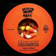 """Ritmos Tropicosmos - Tumba De La Momia - 7"""" Vinyl"""