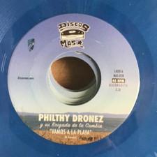 """Phillthy Dronez - Vamos A La Playa / Sabor De La - 7"""" Vinyl"""