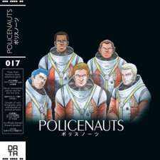 Konami Kukeiha Club - Policenauts - 2x LP Colored Vinyl