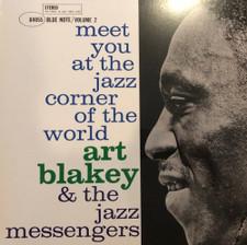 Art Blakey & The Jazz Messengers - Meet You At The Jazz Corner Of The World Vol. 2 - LP Vinyl