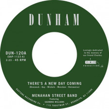"Menahan Street Band - There's A New Day Coming - 7"" Vinyl"