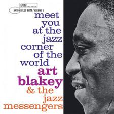 Art Blakey & The Jazz Messengers - Meet You At The Jazz Corner Of The World Vol. 1 - LP Vinyl