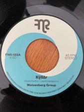 "Weizenberg Group - Kyllar - 7"" Vinyl"