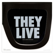 John Carpenter & Alan Howarth - They Live - 2x LP Vinyl