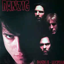 Danzig - Danzig II - Lucifuge - LP Vinyl