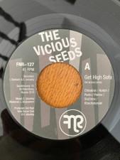 "The Vicious Seeds - Get High Sofa - 7"" Vinyl"