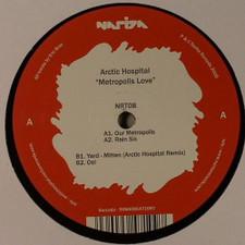 "Arctic Hospital - Metropolis Love - 12"" Vinyl"