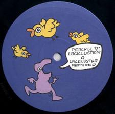 """Lackluster - A Lackluster Remixer - 12"""" Vinyl"""
