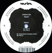 "Anders Ilar - Sand - 12"" Vinyl"