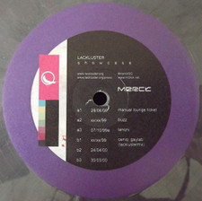 "Lackluster - Showcase - 12"" Colored Vinyl"