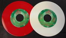 "Uppertones - Shake Hands With Santa - 7"" Colored Vinyl"