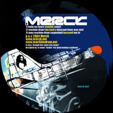 """Machine Drum - Half The Battle #3 - 12"""" Vinyl"""