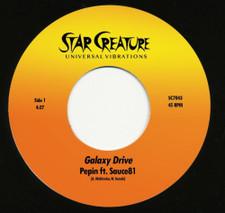 "Pepin ft. Sauce81 - Galaxy Drive - 7"" Vinyl"