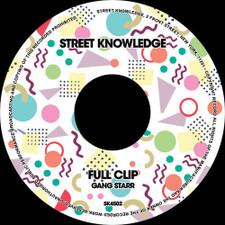 "Gang Starr - Full Clip / DWYCK - 7"" Vinyl"