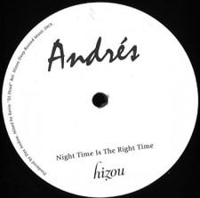 "Andres - All U Gotta Do Is Listen Ep - 12"" Vinyl"
