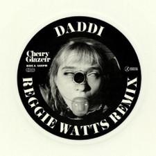 "Cherry Glazerr - Daddi (Reggie Watts Remix) - 7"" Vinyl"