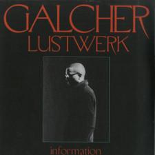 Galcher Lustwerk - Information - LP Colored Vinyl