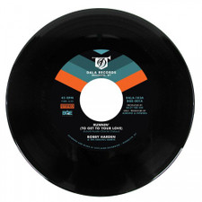 "Bobby Harden & The Soulful Saints - Runnin (To Get Your Love) - 7"" Vinyl"