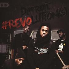 Clear Soul Forces - Detroit Revolution(s) - 2x LP Vinyl