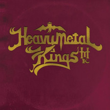 """Heavy Metal Kings - The Wages Of Sin / Dominant Frequency - 7"""" Vinyl"""