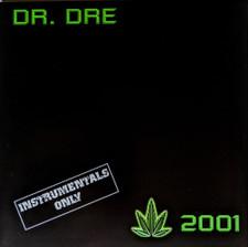 Dr. Dre - 2001 Instrumentals Only - 2x LP Vinyl