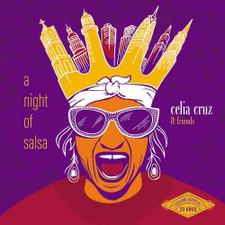 Celia Cruz & Friends - A Night Of Salsa - 2x LP Vinyl