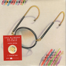 "Thomas Dolby - She Blinded Me With Science RSD - 7"" Colored Vinyl"
