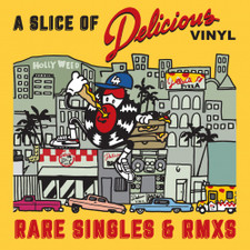 Various Artists - A Slice Of Delicious Vinyl RSD - LP Colored Vinyl