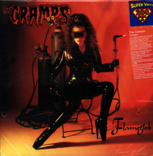The Cramps - Flame Job - LP Vinyl