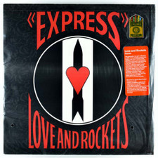 Love And Rockets - Express - LP Colored Vinyl