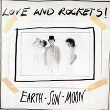 Love And Rockets - Earth Sun Moon - LP Vinyl