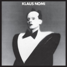Klaus Nomi - Klaus Nomi - LP Colored Vinyl