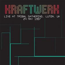 Kraftwerk - Live At Tribal Gathering, Luton UK 24 May 1997 - LP Vinyl