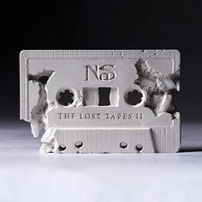 Nas - The Lost Tapes Vol. 2 (Import Version) - 2x LP Vinyl