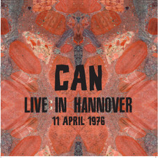 Can - Live In Hannover, 11 April 1976 - LP Vinyl