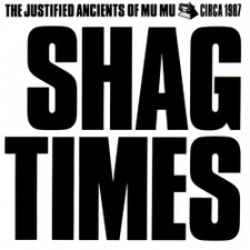 The Justified Ancients Of Mu Mu - Shag Times - 2x LP Vinyl