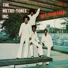 "The Metro-Tones, Inc. - Get Together - 10"" Vinyl"