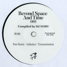 "Pan Sonic - Lähetys / Transmission (Beyond Space And Time Sampler) - 7"" Vinyl"