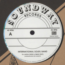 "International Soleil Band - Ta Lassa - 12"" Vinyl"